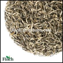 GT-004 EU Standard Bai Xue Ya or Snowbud White Bulk Loose Leaf Green Tea