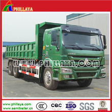 Caminhão basculante / descarregador de Sinotruk HOWO 336HP 6 * 4 do preço baixo