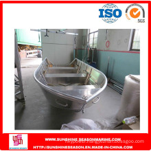 Aluminium Boat & Fishing Boat (V13) Rivetted Type