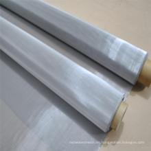 Pantalla de malla de alambre de acero inoxidable ultra fina 500 550 635 malla