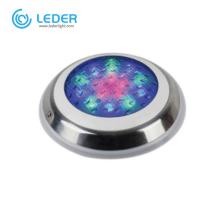 LEDER Remote control Modern 15W LED Underwater Light