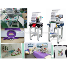 small size high speed sequin embroidery machine