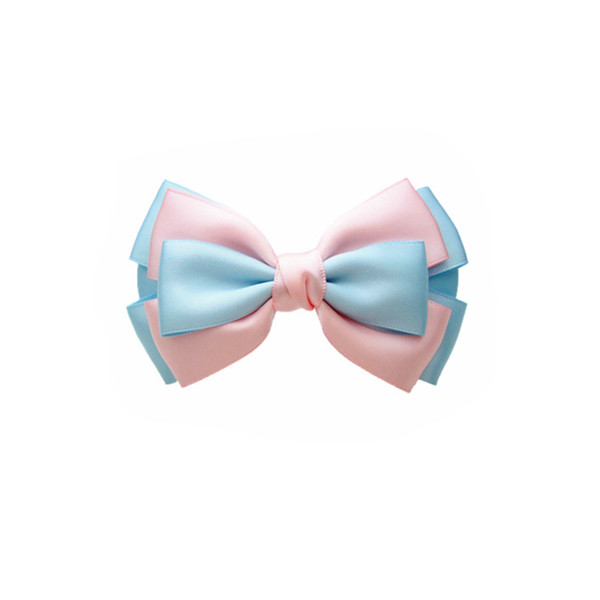 double ribbon bow