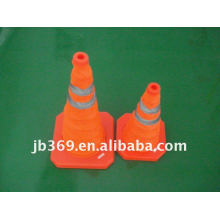 Good Quality Retractable reflective Traffic Cone