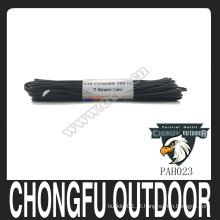 2mm Paracord corda Pulseira de alta qualidade de sobrevivência Paracord