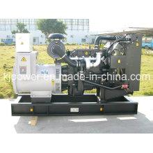 Бесшумный дизельный генератор 45 кВА с двигателем Perkins