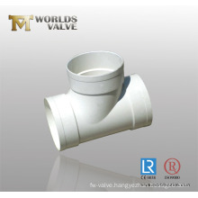 PVC 3 Way Pipe Joint