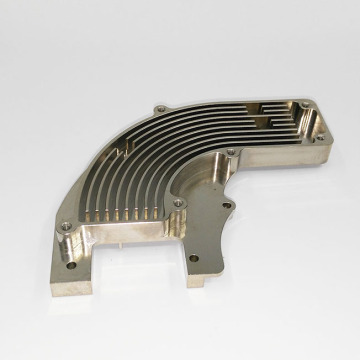 Nickel Plated CNC Aluminum Parts