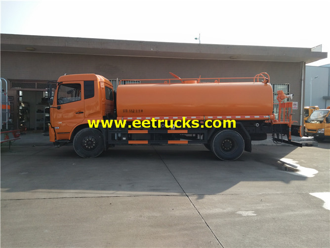 DFAC Road Water Tank Trucks