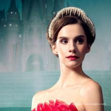 Tassel Diamond Crown Alloy Hot Sale Queen Tiara Weeding Crown