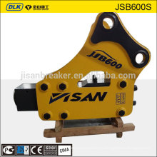 JSB1600S модель JISAN бренд гидравлический экскаватор разрушитель на 20-25 тонный экскаватор