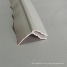 Borde de seguridad de goma de PVC para puerta de garaje