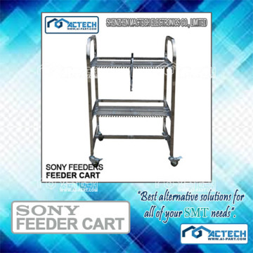 Sony 2 Layer SMT Feeder Cart