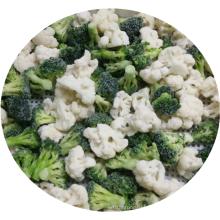 Whole sale frozen vegetables blend IQF winter blend frozen broccoli and cauliflower