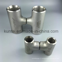 Amse B16.9 en acier inoxydable équal Tee Smls raccord de tuyau (KT0278)
