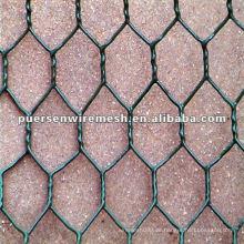 Chicken Wire Zaun