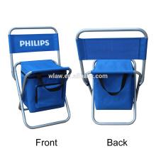 портативный пляжный стул охладителя