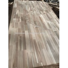 Vietnam Wood Finger Joint Board for Tables and Chair