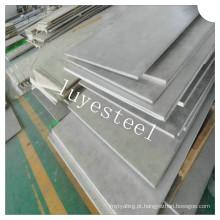 Folha laminada a alta temperatura de aço inoxidável / placa 310S
