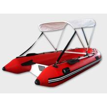 Rib 360, barco inflável de material de PVC de qualidade superior
