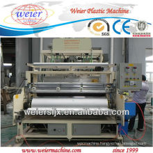 cast pp/pe film extruder machine for sale with best quality