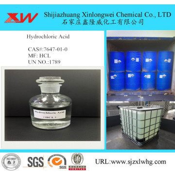 Best price Hydrochloric acid