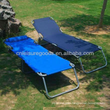 ComfortableThree Folding Camping Daybed