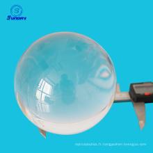 Les fabricants de lentilles optiques de haute précision en Chine et lentille optique dirigée