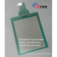 Panel Resistivo de la pantalla táctil de la máquina industrial de la alta resolución