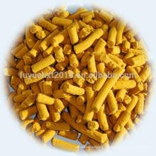 Brown Yellow Desulfuration Activated Carbon Goff Mercaptan Carbon