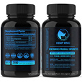 Fat Burn Pills and Gain Muscle Powerful NO Booster Capsules with L-Arginine 1500mg & L-Citrulline