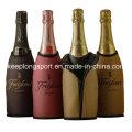 Nuevo diseño a prueba de choque neopreno botella de Champagne titular del refrigerador