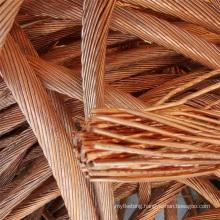 Hot Sell Copper Wire Scrap 99.9%/Millberry Copper Scrap 99.95%