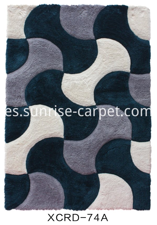 Microfiber Design Carpet (5)