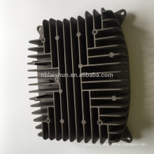 Горячий алюминиевый радиатор для литья под давлением