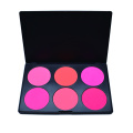 6 couleurs blush Private Label Blushing Red Blush
