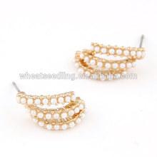 Pendiente de perla delicada pendiente joyas