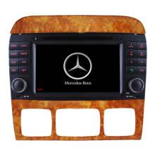 Hualingan Car Player for Benz S-W220 DVD GPS Navigation with Tmc DVD-T