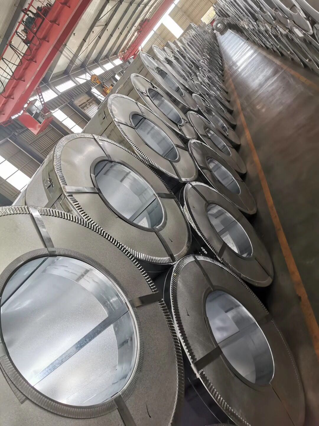 galvalume steel coil-packing
