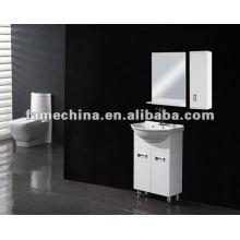 Gabinete de lavabo blanco / vaniy / muebles