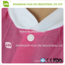 Hot Sale Nonwoven Coveralls / Disposable Protective Coating For Chemical