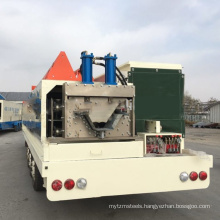 ACM 240 AUTOMATIC HYDRAULIC CURVING ROOF ROLL FORMING MACHINE