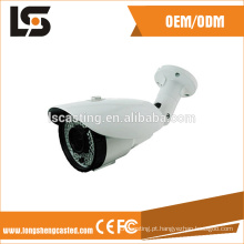 caixa de vigilância de alumínio cnc cctv camera parts