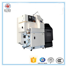 Shanghai 5 Axis CNC Milling Lathe Turning Machine Smart 20-100mm Dia Lahte Swiss CNC Lathe Machine