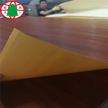 Melamine mdf board price 9mm plain MDF