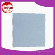 Chiffon de nettoyage de lentille en microfibre largement utilisé pour les écrans de lentille