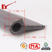 Fornecer boa qualidade de tiras de vedação de borracha de silicone