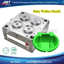 fabricante plástico del molde del juguete de la inyección de la alta calidad para el caminante del bebé