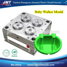high quality plastic injection toy mold maker for baby walker