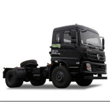 Dongfeng small 4*2 cummins engine 170 hp tractor truck